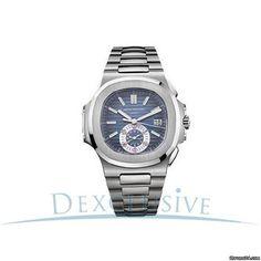 Patek Phillipe Nautilus Men's Watch - 5980/1A-001