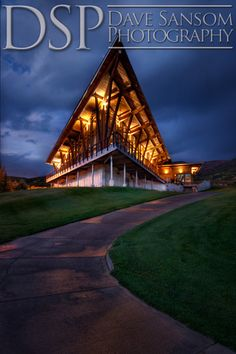 Soldier Hollow Cafe, at Soldier Hollow Golf and winter sports....Heber Valley Utah USA Such a beautiful and peaceful place to enjoy Breakfast or Lunch..