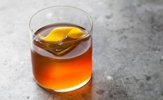 Meadowood Vieux Carre      1 ounce quince & asian pear brandy	     1 ounce rye (preferably Michter's Single Barrel)     3/4 ounce sweet vermouth (preferably Cocchi Vermouth di Torino)     1/4 ounce Amaro Nonino     2 dashes Peychaud's Bitters     1 dash absinthe (preferably Kubler)  Garnish: orange peel