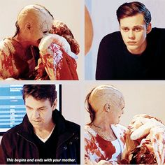 Hemlock Grove-I hope Shelly has a  revenge on her mother!!!