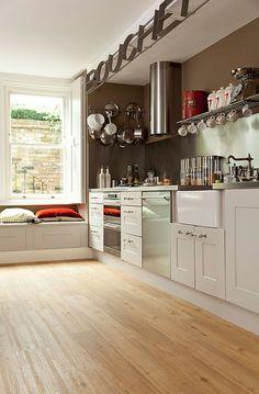 Suelos vinílicos para cocinas y baños