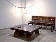 Electric Coffin-{Salvaged_couchtable}