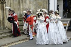Actress Jenna Coleman swaps Dr Who for Queen Victoria drama filming at Beverley Minster | Hull Daily Mail