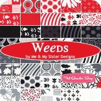 Weeds YardageMe and My Sister Designs for Moda Fabrics