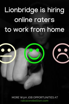 Lionbridge is seeking Part-Time Raters in the US Typing Jobs, Rat Race, Work From Home Jobs, Online Work, Opportunity, Remote, Search, Check, Diy