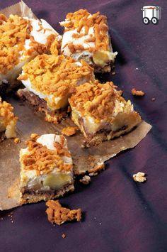 Quick Cheap Tasty : Crunchy polish apple cake - super easy!