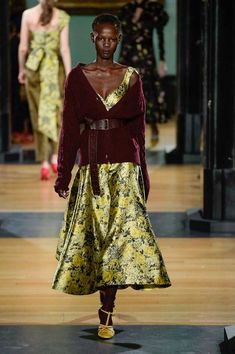 Erdem Fall 2018 Ready-to-Wear Collection - Vogue