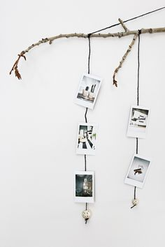 Polaroids can serve more than just reminding us of certain memories. Displaying them can be quite creative, so if you consider yourself as the creative type of person, read along. In this article we present you how you can decorate your home with different kinds of photo display. #diy