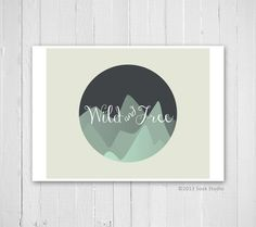 6 Travel Themed Prints For The Nursery - Child Mode