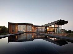 Casa en la Playa - BKK Architectsn - Origami