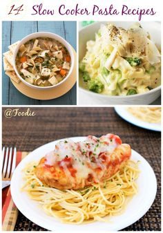Slow Cooker Recipes for Perfect Pasta Dishes #sponsored