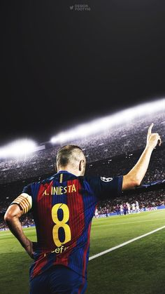 Andres Iniesta. Fc Barcelona, Barcelona Players, Lionel Messi Barcelona, Barcelona Football, Fifa Football, Football Icon, Football Is Life, Best Football Team, Xavi Iniesta