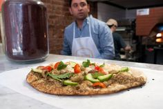 Manousheh's Soulful, Satisfying Flatbread -- Grub Street