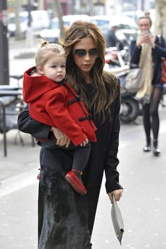 Victoria Beckham Takes Daughter Harper Shopping in Paris – Gallery Photo 1 | Celebrity Baby Scoop
