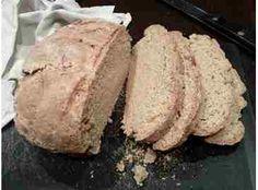 Irish Soda Bread - a nutritious and super simple dense bread recipe using just bi-carb soda as the raising agent.