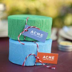 Crepe Paper // Acme Party Box Company