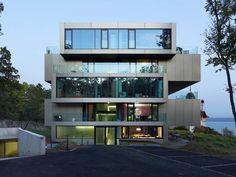 Residential Building L'Ermitage,© Thomas Jantscher