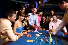 Buy happy friends playing roulette in a casino by shotsstudio on PhotoDune. group with winning player getting his chips Casino Movie, Casino Games, Gambling Games, Gambling Quotes, Kirk Douglas, Casino Night Party, Casino Theme Parties, Casino Royale, Las Vegas
