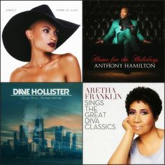 New #RnB #Soul album releases from Dave Hollister, Goapele, Aretha Franklin and Anthony Hamilton