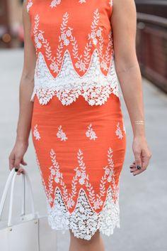 LMae Boutique orange