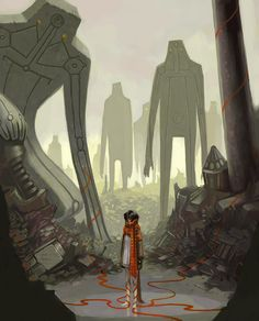 Calling the Giants by *Lizzy-John on deviantART