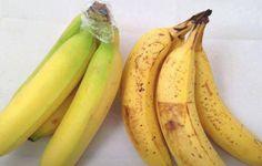 Un morceau de cellophane pour éviter aux bananes de mûrir trop vite.