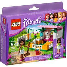 LEGO Friends Andrea's Bunny House Play Set