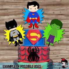 Items similar to Superhero Birthday Party Supplies, Diy Character PopUps Brown-Skinned, Table Centerpiece Decor, Digital Printable 10 Characters - PDF File on Etsy Star Wars Party Supplies, Superhero Party Supplies, Superhero Birthday Invitations, Diy Party Supplies, My Superhero, Girl Superhero Party, Superhero Cake Toppers, Star Wars Party Decorations, Paper Cutting