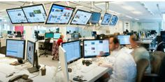 Zeit Online newsroom