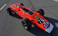 We drive the Granatelli STP Turbine Indy car! Indy Car Racing, Indy Cars, Sprint Cars, Race Cars, Vintage Race Car, Vintage Auto, Lotus Car, Gas Turbine, Carroll Shelby