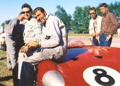 Carroll Shelby – The John Edgar Ferrari and Maserati Years Maserati, Ferrari, Ken Miles, Elkhart Lake, Dan Gurney, Carroll Shelby, Front Runner, First Drive, Car And Driver