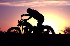 Kick start your Day on two wheels