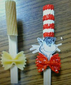 Dr.Seuss 'Cat in the Hat' puppet