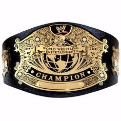 WWE Undisputed Championship Replica Title Belt Engraved - WWE