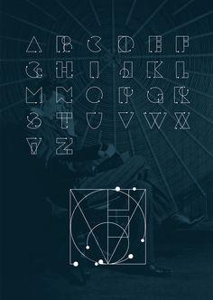 TESLA FONT // Free Typeface on Behance