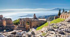 Road Trip Sicilien: Catania till Messina