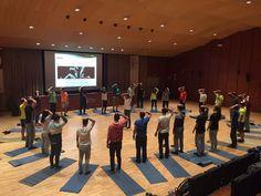 "Конференция LPF в университете ""Ramón Llull"" в Барселоне, 6.04.2016"