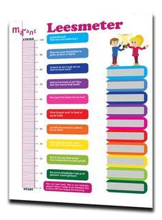 Op een positieve manier de leesmotivatie van kinderen verbeteren? Download de Leesmeter en lees in deze blog zes dyslexie tips voor in de klas.