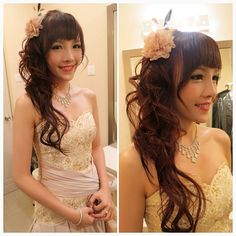 wedding dinner hair style 1000 images about hair styles updos braids on 8360