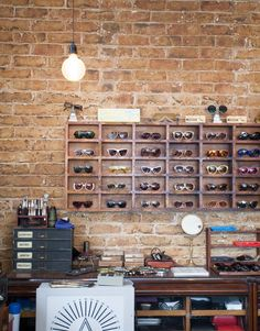 On the Grid :: Specstacular Opticians and Eyewear Co, Whitechapel, London