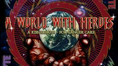 Be a part of the KISS 40th Anniversary Tribute Album - with songs from every era - and help out a cancer hospice. $15