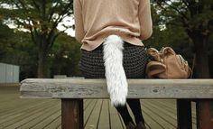 human tail - i want it! =)