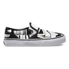 Star Wars Slip-On | Shop Little Boy's Shoes at Vans