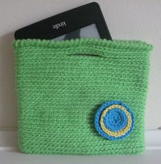 Check out this item in my Etsy shop https://www.etsy.com/uk/listing/255180914/crocheted-kindle-paperwhitee-reader-case