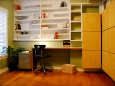 Multipurpose Space - 10 Smart Design Ideas for Small Spaces on HGTV
