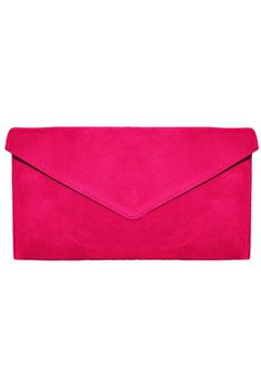 hot pink clutch | My Style | Pinterest | Pink clutch, Hot pink and ...