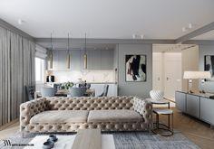 Salon idealnie dopasowany do znaku zodiaku | IH - Internity Home