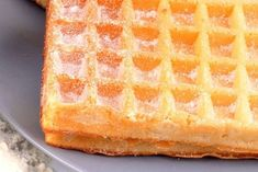Waffle recipe: the best recipe - Waffles: the best recipe - Crepe Recipes, Waffle Recipes, Pavlova, Parfait, Crepes And Waffles, Pancakes, Easy No Bake Desserts, French Pastries, Breakfast Dessert