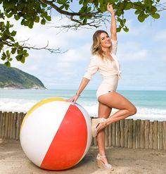 Giovanna Ewbank, a musa do verão da Glamour (Foto: Isabel Garcia)