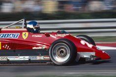 Patrick Tambay Ferrari Monza 1982